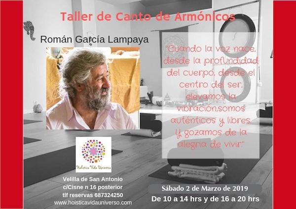 Taller canto armonicos marzo2019