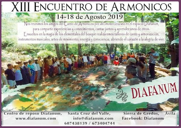 XIII Encuentro Armónicos web