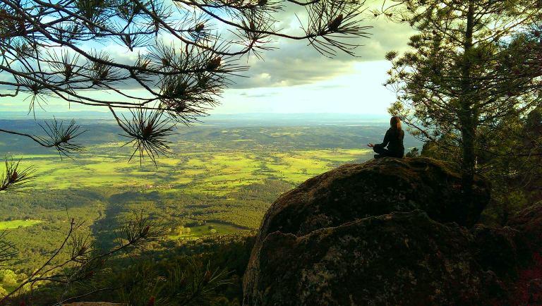 Retiros, estancias, meditación