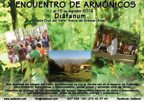 X EncuentroArmónicos