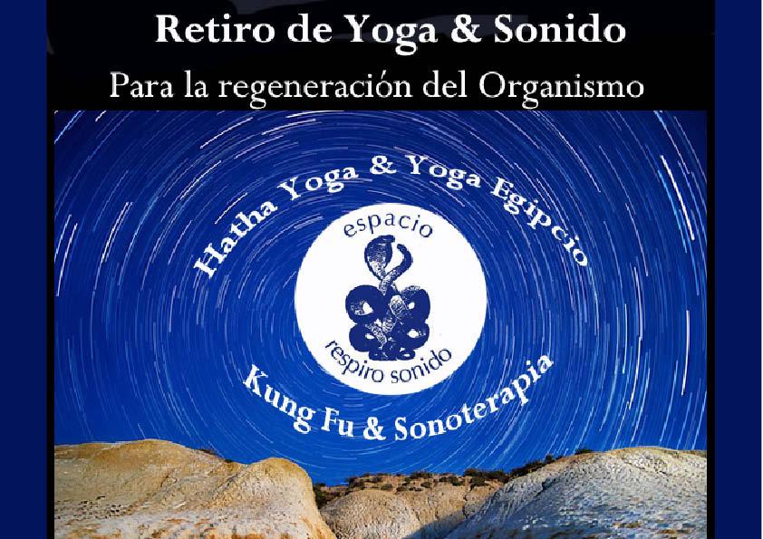 Yoga Y Sonido.FranUrbina. Marzo17