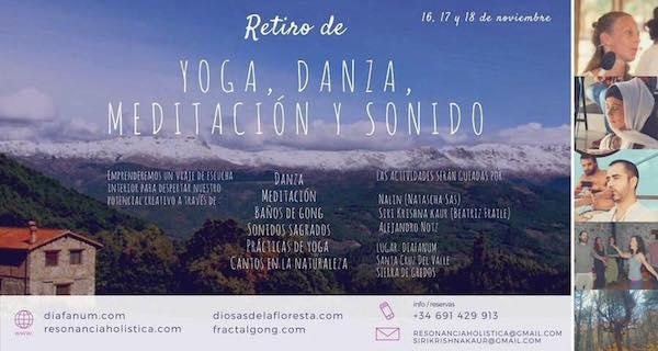 yoga danza meditacion sonido