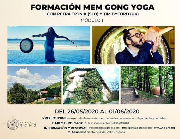 Mem Gong Yoga